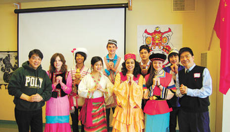 A successful Presentation for Chinese Minority Culture and Fasshions