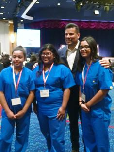 HOSA conference