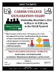 CSULB Career & College Night
