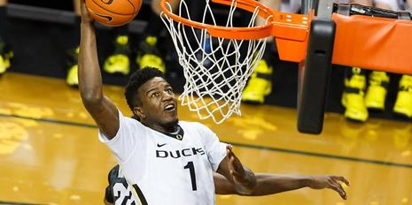 Jordan Bell-Oregon Poly class of 2013