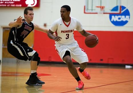 Alex Carmon '11-Cal St East Bay