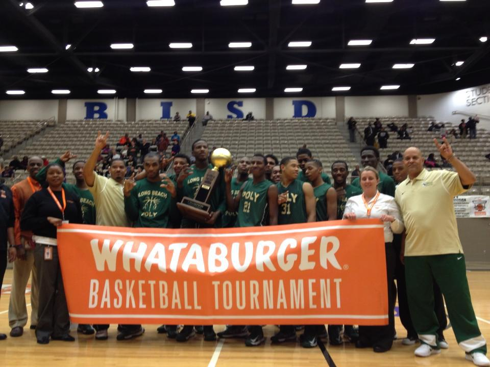2012-2013 Whataburger Tournament Champs